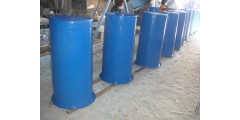 DIA 2 FT X H 4 FT FLAT BOTTOM (WATER CAPACITY 350 LITER)  =  Rm 300 / UNIT
