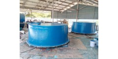 DIA 10 FT X H 4.5 FT FLAT BOTTOM (WATER CAPACITY 10 TON) = Rm 3,300 / UNIT